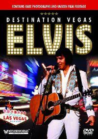 Cover Elvis Presley - Destination Vegas [DVD]